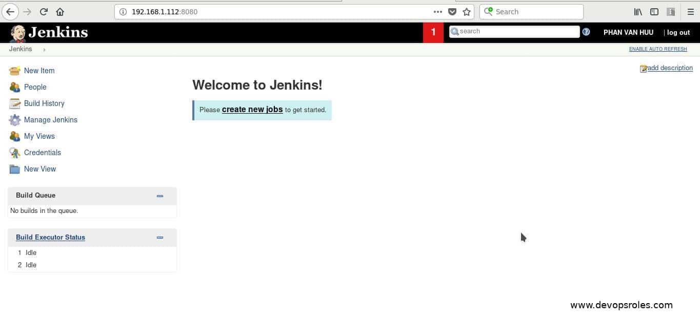 How to install Jenkins on centos 7